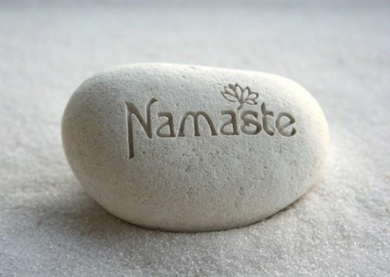 Wordless Wednesday...Namaste