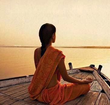 boat meditation